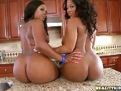 Twice ass round. Jayden Starr Yasmine Loven Preston Parker