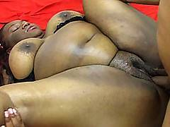 Massive BBBW Niki Starr Gets A Good Dick